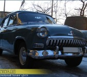 Покраска ГАЗ-21