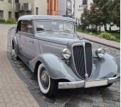 Реставрация ретро автомобиля Wanderer 1939 года выпуска