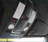 Перетяжка потолка в алькантару ( Alcantara ) на Ауди ( Audi ) Q7