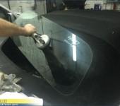 Замена стекла на кабриолете Ауди (Audi) TT
