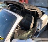 Вклейка стекла в кабриолет Ауди (Audi) TT