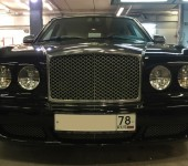 Ремонт фар на Бентли Арнаж (Bentley Arnage)