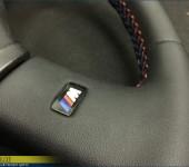 Перетяжка руля с ///М-очной строчкой на БМВ (BMW) Е30