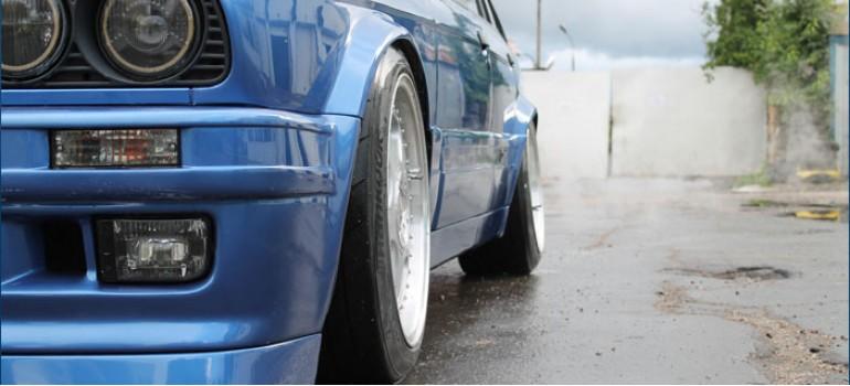 Комплексный тюнинг БМВ ( BMW ) E30