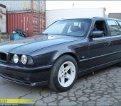 Установка обвеса на БМВ ( BMW ) E34 Touring