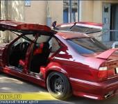 BMW E34 Gull Wing (крылья чайки)