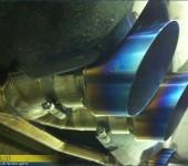 Установка спортивного глушителя на БМВ ( BMW ) M3 E46