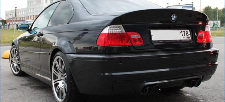 Индивидуальный комплексный тюнинг БМВ (BMW) M3 E46
