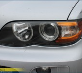 Полировка фар на БМВ ( BMW ) X5 E53