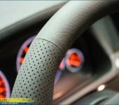 Перетяжка руля в натуральную кожу Дакота ( Dakota Monza ) на БМВ ( BMW ) F-01