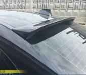 Профессиональная установка и окраска спойлера Хаманн ( Hamann ) на заднее стекло на БМВ ( BMW ) F10