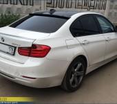 Профессиональная установка и покраска спойлеров на багажник и заднее стекло на БМВ ( BMW ) F30