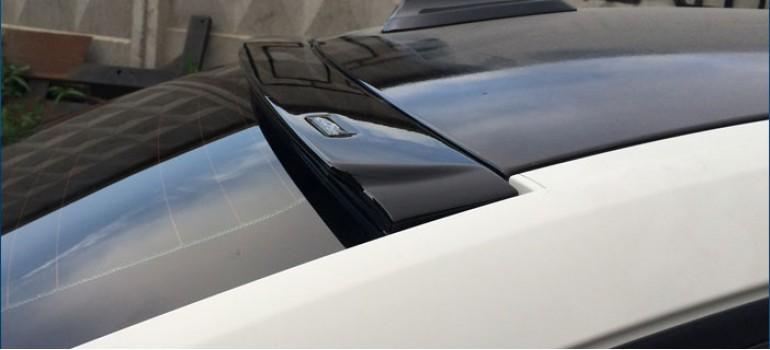Спойлер AC Schnitzer на заднее стекло BMW F30