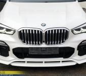 Установка аэродинамического обвеса Парадигм (Paradigm) на БМВ (BMW) X5 G05