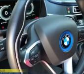 Продолжение тюнинга BMW i8 - новый звук в электронном выхлопе (звук НЛО)