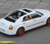 Изготовление Ландо ( Landau ) из Крайслера ( Chrysler ) 300C