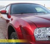 Малярные работы по Chrysler 300C лимузин