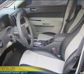Перетяжка салона в экокожу на Крайслер 300С (Chrysler 300C)