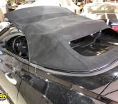 Замена стеклянного окна на мягкое в тенте кабриолета Крайслер Кроссфайер (Chrysler Crossfire)