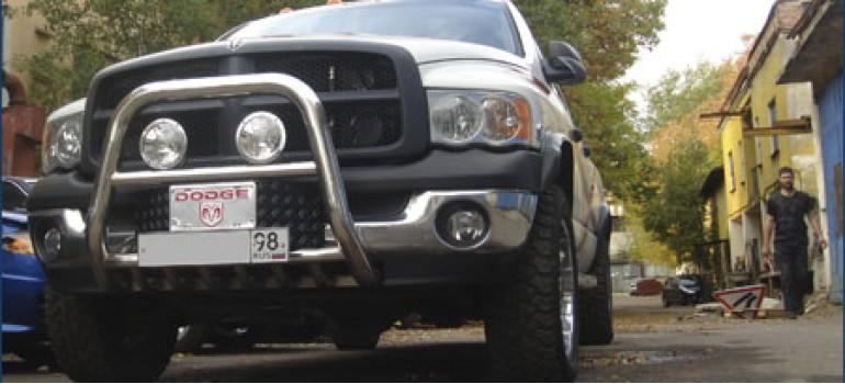 Индивидуальный тюнинг Dodge Ram