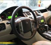 Стильный тюнинг Range Rover Sport