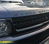 Небольшой тюнинг Range Rover Sport