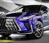 Аэродинамический обвес Goemon для Лексуса ( Lexus ) RX