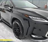 Индивидуализация нового Лексуса (Lexus) RX300
