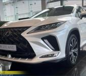 Тюнинг обвес на Лексус (Lexus) RX 2019 модельного года