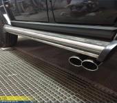 Установка насадок АМГ (AMG) на Mercedes G Гелендеваген