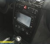 Установка мультимедиа в Mercedes G-Klasse AMG G55