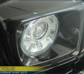Небольшой тюнинг Mercedes G