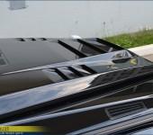 Продолжение тюнинга Мерседеса ( Mercedes ) АСМЫ ( ASMA ) - изготовление капота с жабрами