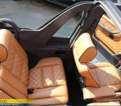 Тюнинг редкого Мерседеса ( Mercedes ) G500 Cabrio
