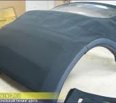 Ремонт кабриолетного верха Порше Бокстера (Porsche Boxter)