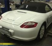 Ремонт Порше Бокстер ( Porsche Boxter ) кабриолет