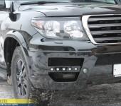 Установка тюнинг-обвеса FT на Тойоту Ленд Круизер 200