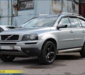 Тюнинг передней и задней оптики на Вольво ( Volvo ) XC90