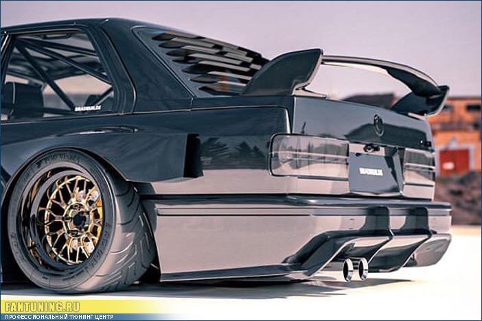 Проект BMW E30 M3