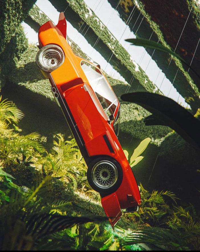 Как по вашему допустимо ли использовать редкие авто в инсталляциях?