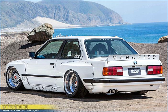 Комплект расширения Wide Body Kit для БМВ (BMW) E30