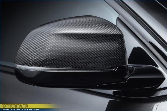 Аэродинамический обвес Ларте (Larte) на БМВ (BMW) X4 G02