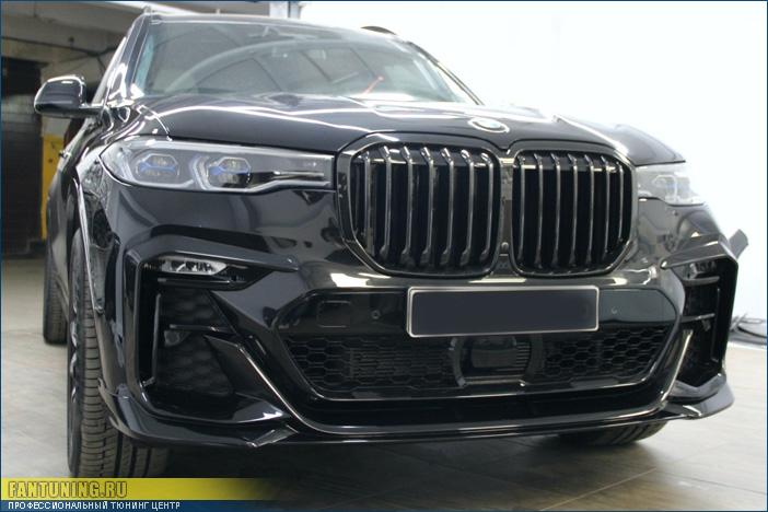 Аэродинамический обвес Imperial на БМВ (BMW) X7 G07