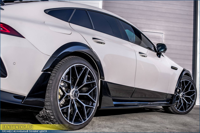 Аэродинамический обвес Диамант (Diamant) для Mercedes AMG GT