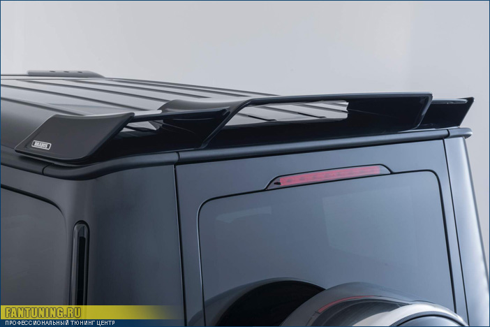 Антикрыло (спойлер) Брабус (Brabus) на крышу нового Гелендвагена (Mercedes G) W464