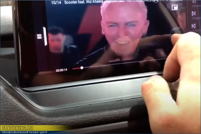 Установка магнитолы на Android в BMW X1