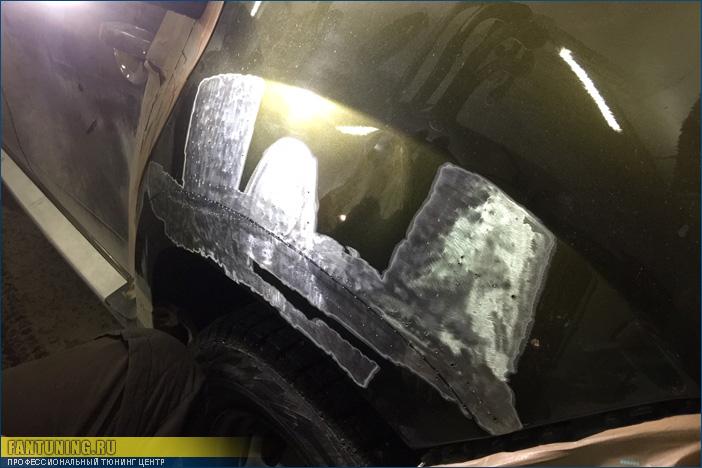 Кузовной ремонт Рено Дастер (Renault Duster)